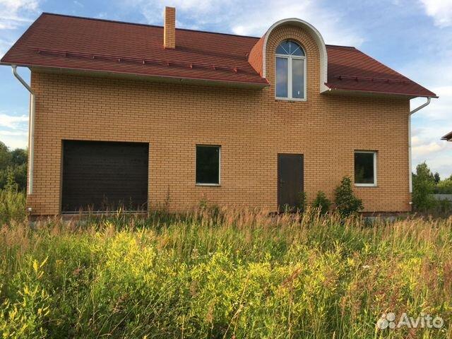 купить дом всерпухове московской области двухэтажный новый