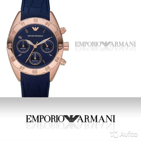 Часы emporio armani женские оригинал цена