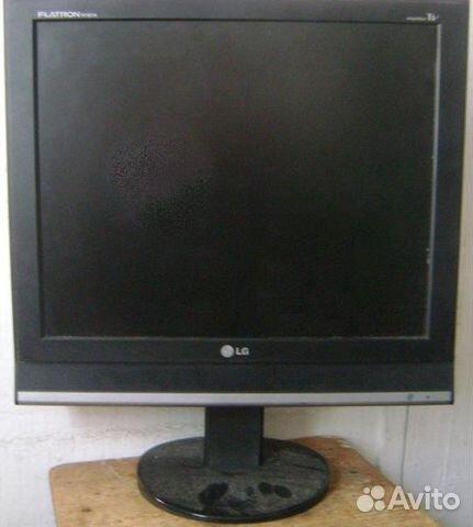 Телевизор б/у рабочий в лисках