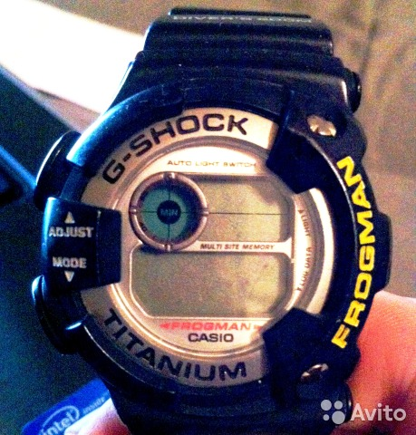 Which Watch Today: Casio Twincept ABX-53