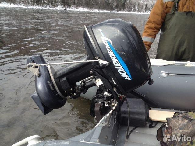 лодочные моторы гладиатор купить в хабаровске