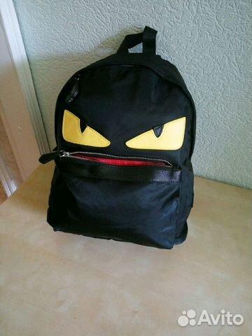 Новый стильный рюкзак - монстр 89061815336 купить 1