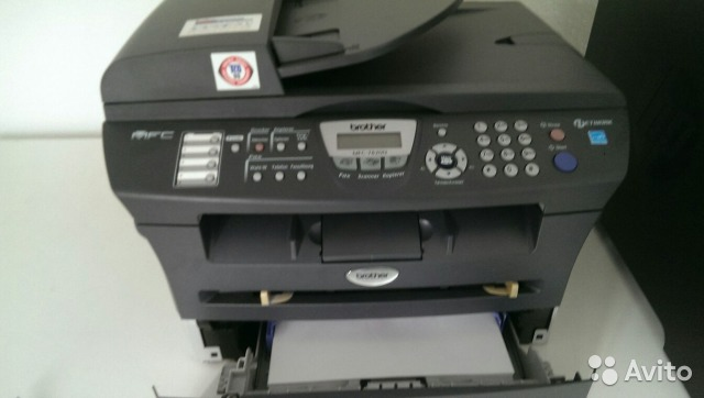 BROTHER MFC-7820NR PRINTER WINDOWS VISTA DRIVER DOWNLOAD