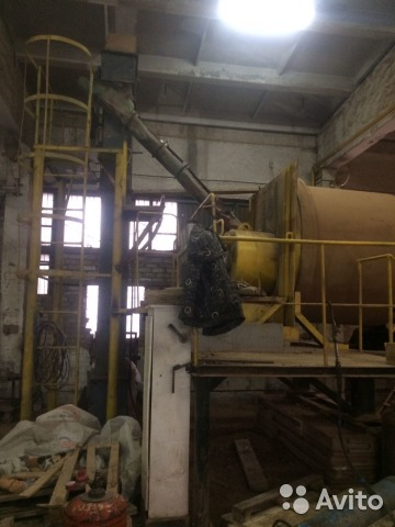 Оборудование (сухие строительные смеси) 89272308552 купить 1