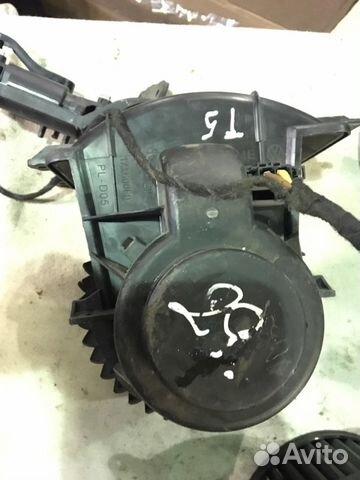 Мотор печки Фольксваген Т5 2003 - 2015— фотография №1