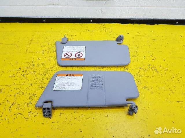 89625003353 Козырьки солнцезащитные комплект Subaru Forester