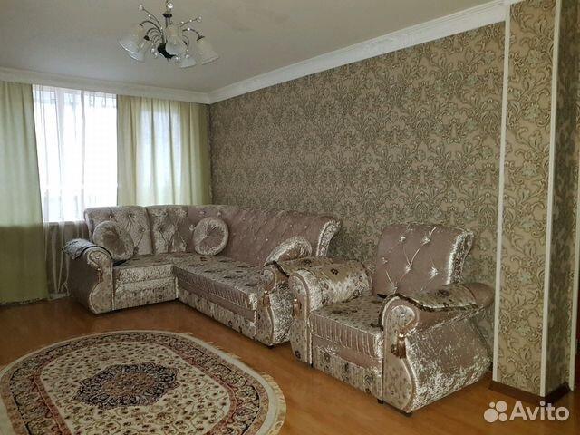 Продается трехкомнатная квартира за 3 400 000 рублей. ул Дагестанская, 90.