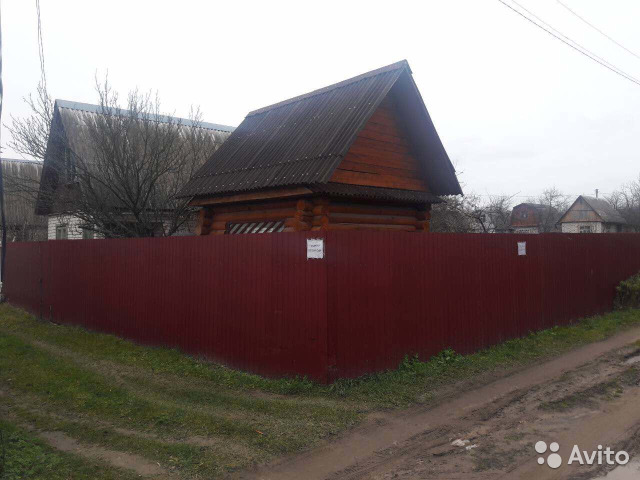 House 30 m2 on a plot 6 hundred. 89206059022 buy 9