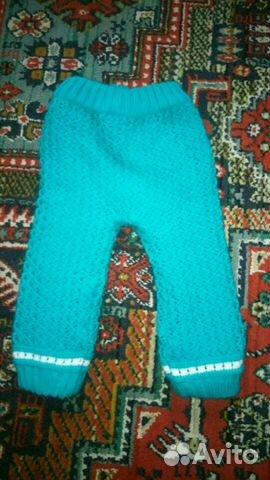 вязаный детский костюм купить в рязанской области на Avito