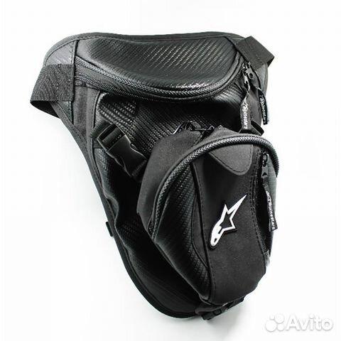 241281c9a6e2 Мото сумка на бедро пояс Alpinestars Double новая купить в Санкт ...