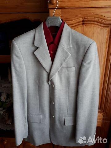 f92659c82e46093 Мужской костюм+рубашка+галстук купить в Ивановской области на Avito ...