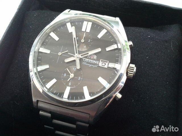 Часы orient оригинальный хронограф Ориент купить в Ставропольском ... 8b95f8d78d1
