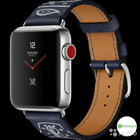 Apple Watch hermes Series 3, 38 мм GPS + Cellular купить в Москве на ... 3bf5adec0f0