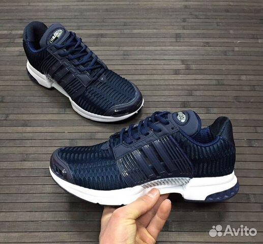 8a736529 Кроссовки Adidas climacool 1 синие мужские климаку - Личные вещи, Одежда,  обувь, аксессуары - Москва - Объявления на сайте Авито