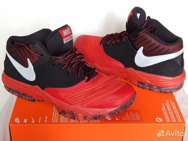 6eb9e8fe Баскетбольные кроссовки Nike Air Max Emergent р.44— фотография №1