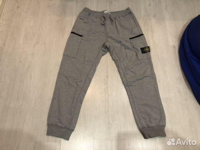 b0776c97239 Спортивные брюки карго Stone Island