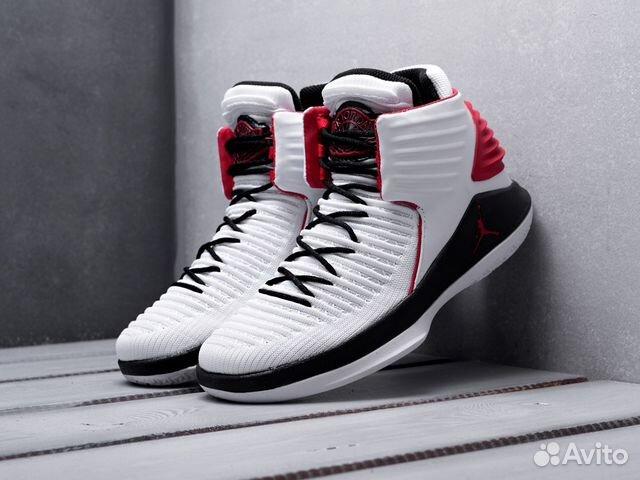 99527d8b Кроссовки Nike Air Jordan xxxii Low купить в Санкт-Петербурге на ...