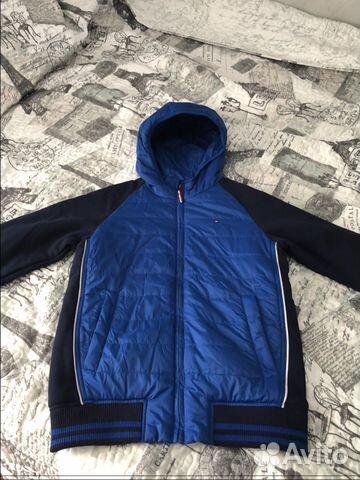 Куртка Tommy Hilfiger новая купить в Санкт-Петербурге на Avito ... 27701e2e5de44