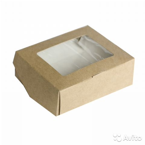 Коробка крафт для мыла