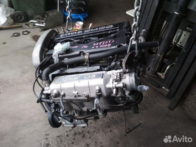 Двигатель G4CP 2.0 16V Hyundai Sonata 139 л.с