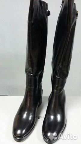 74fc52941859 Сапоги кожаные saint laurent   Festima.Ru - Мониторинг объявлений