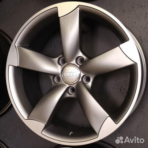новые диски Audi Rotor R16 5x112 на Audi A3 купить в республике