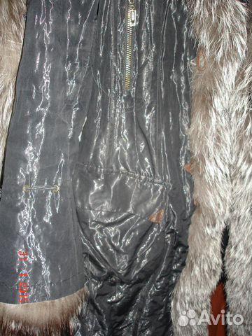 Куртка (женская парка с натуральным мехом) 89053064306 купить 2