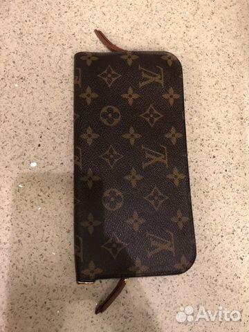 Оригинал, кошелёчек Louis Vuitton   Festima.Ru - Мониторинг объявлений 597f68c65cc