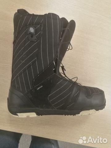 Ботинки для сноуборда Nidecker charger купить в Москве на Avito ... e2c97090bbb