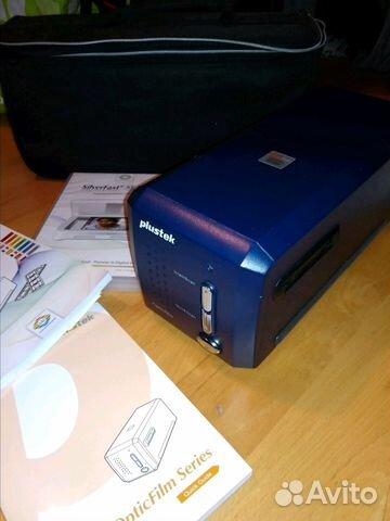 Слайд сканер plustek opticfilm 8100