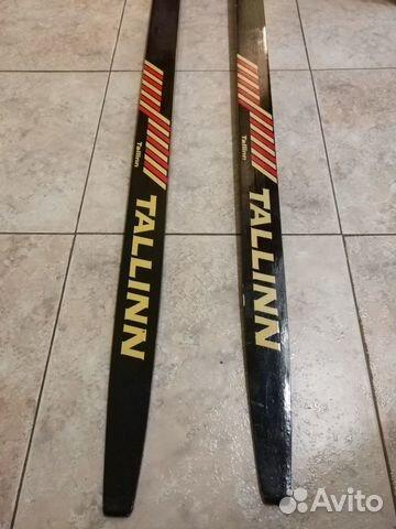 Лыжи беговые пластиковые купить в Санкт-Петербурге на Avito ... 3aa002e13b5