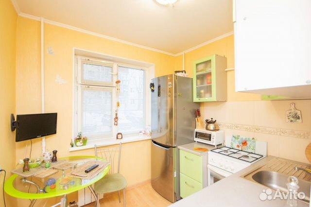 Продается двухкомнатная квартира за 2 200 000 рублей. Геологоразведчиков проезд, 40.
