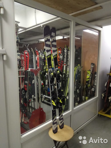 ce735f6bc4e0 Горные лыжи Salomon X-Race 156см