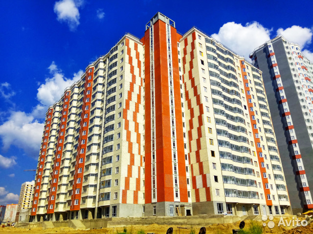 2-к квартира, 64.1 м², 16/17 эт.
