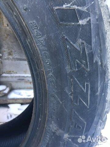 Bridgestone blizzak(245/60/18)  89090881115 купить 1