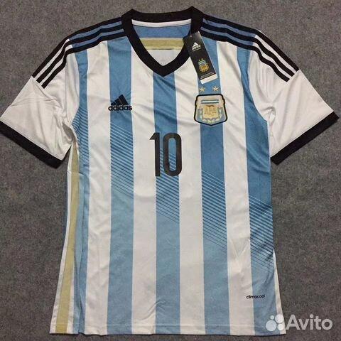 81b67c33c709 Футбольная форма Аргентина Adidas WC 2014 купить в Новосибирской ...