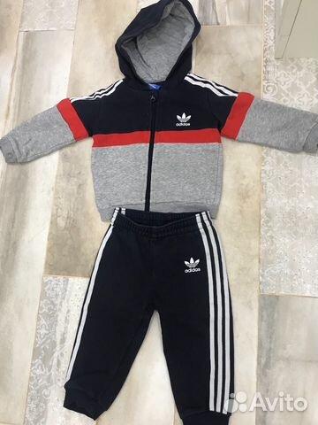 7392e9f1 Адидас спортивный костюм купить в Краснодарском крае на Avito ...