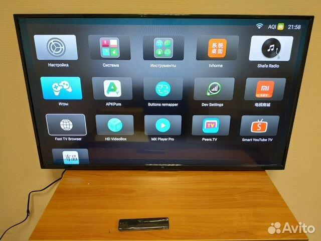 Телевизор Xiaomi Mi TV 4A 43  Гарантия/Кредит | Festima Ru