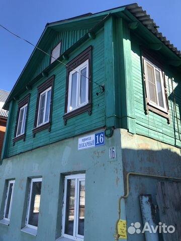 Продается однокомнатная квартира за 1 300 000 рублей. Бронницы, Московская область, Пожарный проезд, 16.