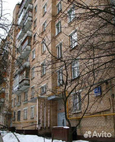 Продается однокомнатная квартира за 7 700 000 рублей. Гарибальди ул, 14к1.