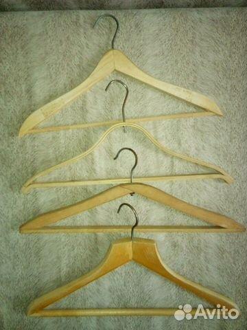Вешалки-плечики для одежды крючки СССР 89614000205 купить 1