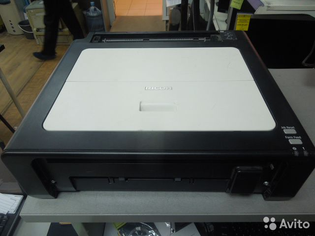 RICOH AFICIO SP 100 DRIVERS FOR WINDOWS VISTA