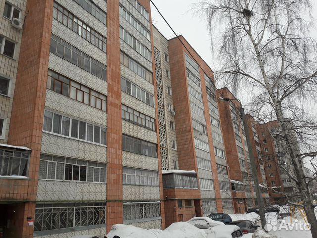 Продается двухкомнатная квартира за 3 500 000 рублей. г Казань, ул Академика Павлова, д 23А.