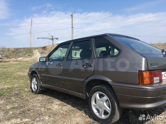 Купить ВАЗ (LADA) 2114 Samara пробег 39 000.00 км 2014 год выпуска