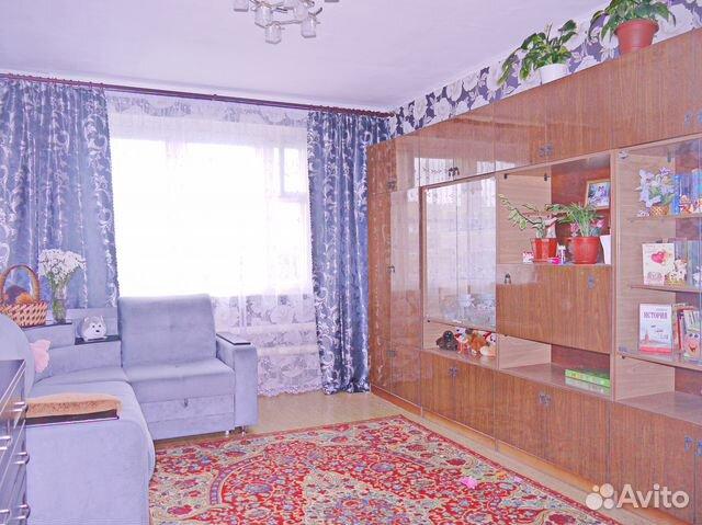 Продается трехкомнатная квартира за 2 800 000 рублей. Владимирская обл, г Муром, ул Воровского, д 69.