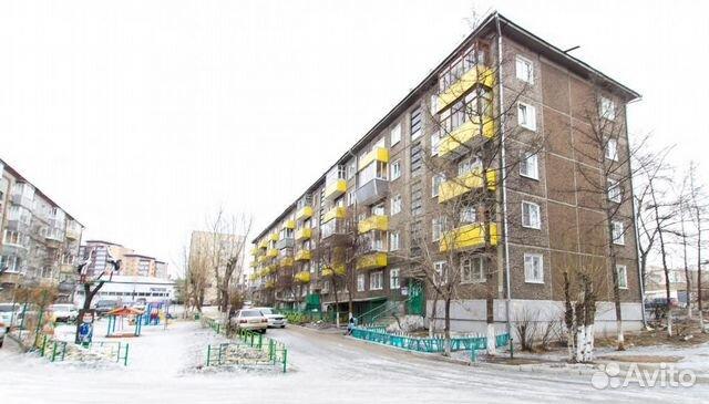 Продается трехкомнатная квартира за 4 100 000 рублей. г Улан-Удэ, ул Борсоева, д 7.