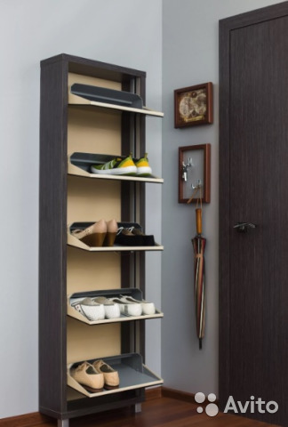 Шкаф для обуви обувница комод 89097702009 купить 1