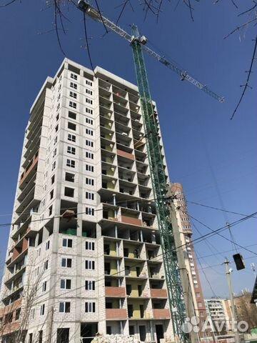 Продается однокомнатная квартира за 1 518 000 рублей. г Рязань, ул Мервинская, д 200С.