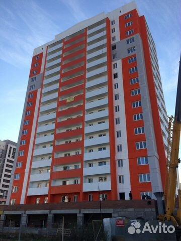 Продается трехкомнатная квартира за 2 170 000 рублей. г Челябинск, Краснопольский пр-кт, д 19Б.