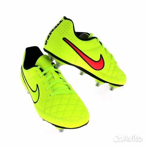 9d02d02e Новые Бутсы Nike Tiempo Legend V FG 44,5 - 45 р-р—. Адрес: Санкт-Петербург  ...
